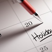 Upgrade to Holiday Calculations